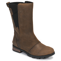 Shoes Women Snow boots Sorel EMELIE MID Brown