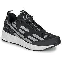 Shoes Men Low top trainers Emporio Armani EA7 ULTIMATE C2 KOMBAT U Black