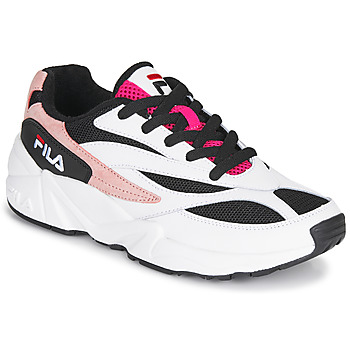 Shoes Women Low top trainers Fila V94 WMN White / Pink