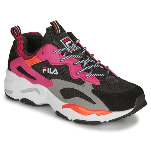 Fila RAY TRACER WMN Black / Pink - Free