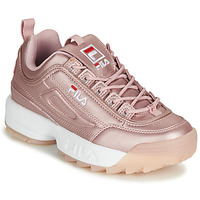 Shoes Women Low top trainers Fila DISRUPTOR  M LOW WMN Pink