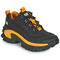 Shoes Men Low top trainers Caterpillar INTRUDER Black