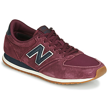 Shoes Low top trainers New Balance 420 Bordeaux