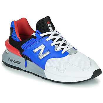 Shoes Men Low top trainers New Balance 997 White / Blue