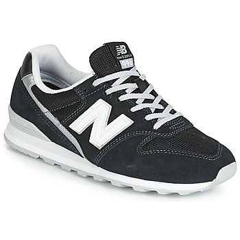 Shoes Women Low top trainers New Balance 996 Black