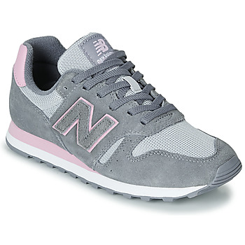 Shoes Women Low top trainers New Balance 373 Grey