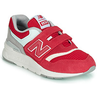 Shoes Children Low top trainers New Balance 997 Red