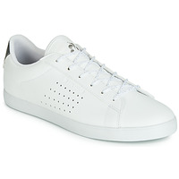 Shoes Women Low top trainers Le Coq Sportif AGATE PREMIUM White / Silver