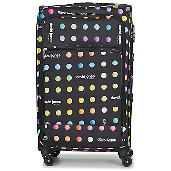 Bags Soft Suitcases David Jones CASILO 106L Multicoloured