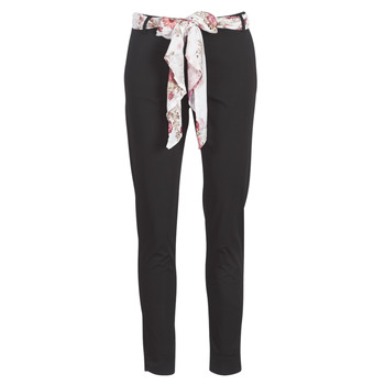 material Women 5-pocket trousers Betty London JIYOO Black