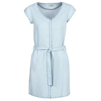 material Women Short Dresses Yurban kOULIENNE Blue / Clear