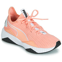 Shoes Women Low top trainers Puma WNS DEFY.PEACH Orange