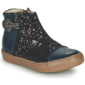 Shoes Girl Mid boots GBB OKITA Blue