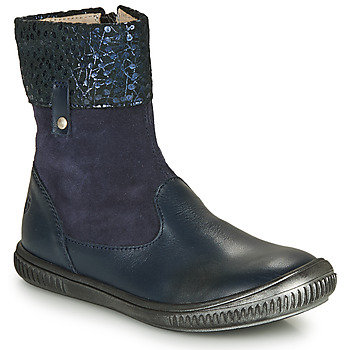 Shoes Girl Mid boots GBB ORANTO Blue