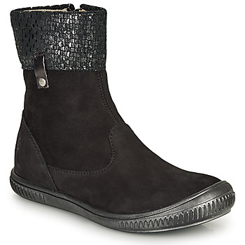 Shoes Girl Mid boots GBB ORANTO Black