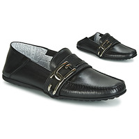 Shoes Men Loafers John Galliano 6733 Black