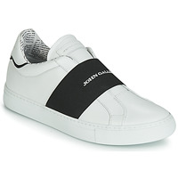 Shoes Men Slip ons John Galliano 6730 White