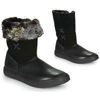 Shoes Girl Mid boots GBB OLINETTE Black