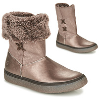 Shoes Girl Mid boots GBB OLINETTE Gold