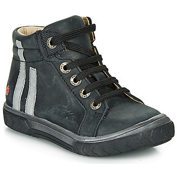Shoes Boy High top trainers GBB OSKOF Black