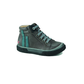Shoes Boy High top trainers GBB OSKOF Grey