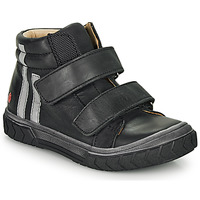 Shoes Boy High top trainers GBB OZONE Black