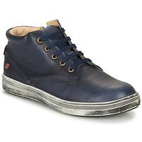 Shoes Boy High top trainers GBB NINO Blue