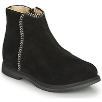 Shoes Girl Mid boots GBB OJIMA Black