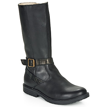 Shoes Girl Boots GBB OKINDI Black