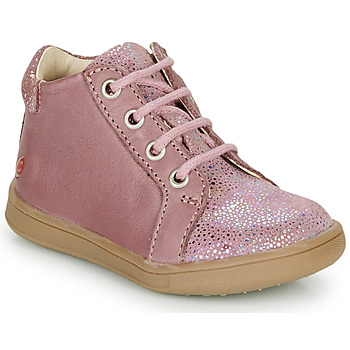 Shoes Girl High top trainers GBB FAMIA Violet