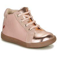 Shoes Girl High top trainers GBB FAMIA Pink