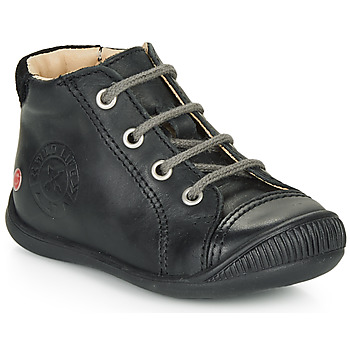 Shoes Boy Mid boots GBB NOE Black