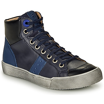 Shoes Boy High top trainers GBB OSTRAVI Blue