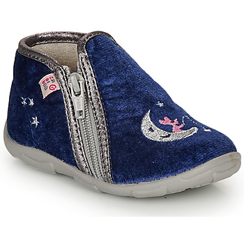 Shoes Girl Slippers GBB OLILE Blue