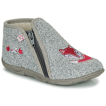 Shoes Girl Slippers GBB OLILE Grey