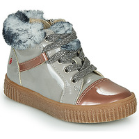 Shoes Girl High top trainers GBB ORBA Grey