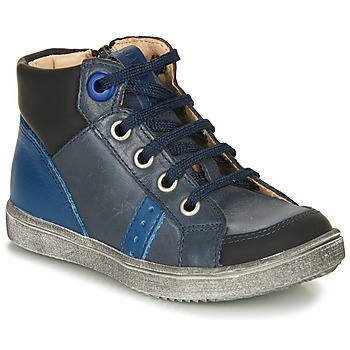Shoes Boy High top trainers GBB ANGELITO Blue