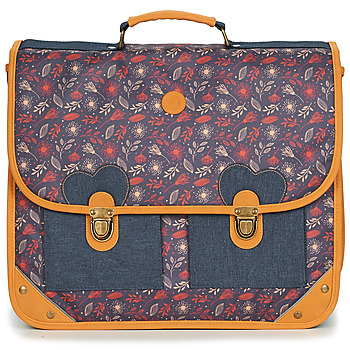 Bags Children Satchels GBB JASCOT Multicolour / Camel