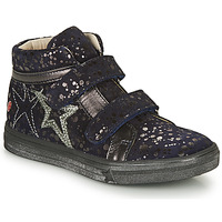 Shoes Girl High top trainers GBB OHANE Marine