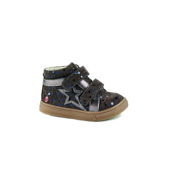 Shoes Girl High top trainers GBB OHANE Beige