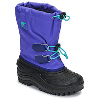 Shoes Children Snow boots Sorel YOUTH SUPER TROOPER™ Blue