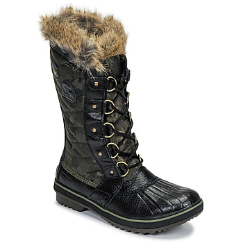 Shoes Women Snow boots Sorel TOFINO™ II Kaki / Black