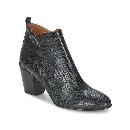 Shoes Women Ankle boots Emma Go EWANS Black