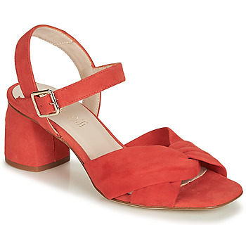 Shoes Women Sandals Fericelli JESSE Red