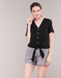 material Women Blouses Betty London KOUDILE Black