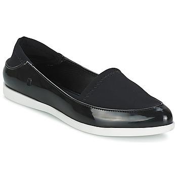 Shoes Women Ballerinas Melissa SPACE SPORT Black