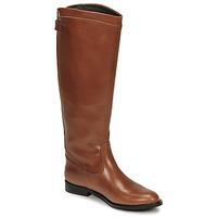 Shoes Women Boots Jonak BATURINGI Cognac