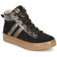 Shoes Girl High top trainers GBB KIBEL Black