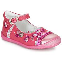 Shoes Girl Ballerinas Catimini CIVETTE Pink