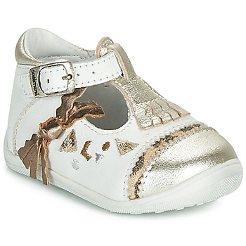 Shoes Girl Ballerinas Catimini CANETTE White